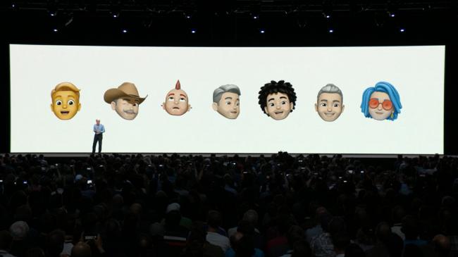 iOS 12 Memoji